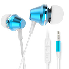 Sports Stereo Earphone Headset In-Ear H37 Blue
