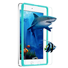 Tempered Glass Anti Blue Light Screen Protector F01 for Apple iPad Mini 4 Blue