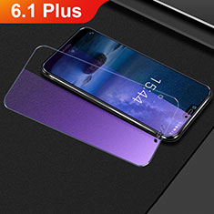 Tempered Glass Anti Blue Light Screen Protector Film B01 for Nokia 6.1 Plus Clear