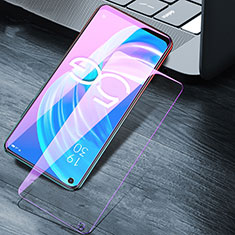 Tempered Glass Anti Blue Light Screen Protector Film B01 for Oppo A73 5G Clear