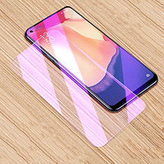 Tempered Glass Anti Blue Light Screen Protector Film B01 for Oppo Reno4 SE 5G Clear