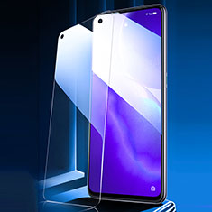 Tempered Glass Anti Blue Light Screen Protector Film for Oppo Reno5 5G Clear