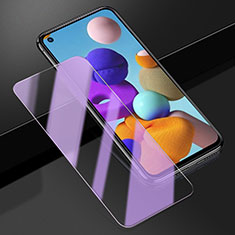Tempered Glass Anti Blue Light Screen Protector Film for Samsung Galaxy A21 Clear
