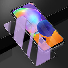 Tempered Glass Anti Blue Light Screen Protector Film for Samsung Galaxy A31 Clear
