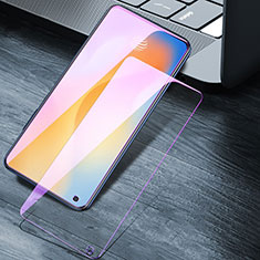 Tempered Glass Anti Blue Light Screen Protector Film for Vivo X50 5G Clear