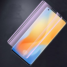 Tempered Glass Anti Blue Light Screen Protector Film for Vivo X50 Pro 5G Clear