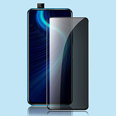 Tempered Glass Anti-Spy Screen Protector Film for Huawei Honor X10 5G Clear