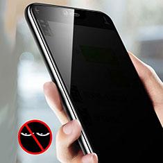 Tempered Glass Anti-Spy Screen Protector Film for Huawei Nova 5T Black