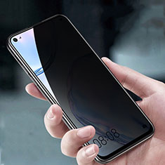 Tempered Glass Anti-Spy Screen Protector Film for Huawei Nova 6 SE Clear