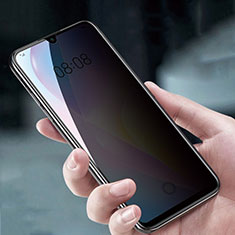 Tempered Glass Anti-Spy Screen Protector Film for Huawei Nova 8 SE 5G Clear