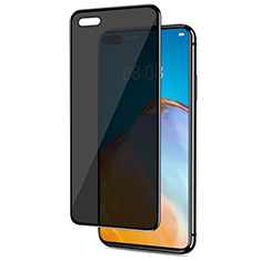 Tempered Glass Anti-Spy Screen Protector Film for Huawei P40 Clear