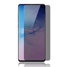 Tempered Glass Anti-Spy Screen Protector Film for LG Q7 Clear