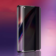 Tempered Glass Anti-Spy Screen Protector Film for OnePlus 8 Pro Clear