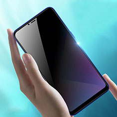 Tempered Glass Anti-Spy Screen Protector Film for Oppo A12e Clear