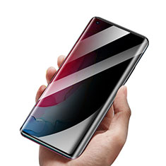 Tempered Glass Anti-Spy Screen Protector Film for Oppo Find X2 Neo Clear