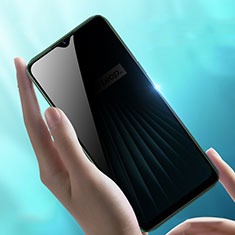 Tempered Glass Anti-Spy Screen Protector Film for Realme 5i Clear