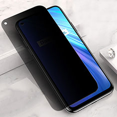 Tempered Glass Anti-Spy Screen Protector Film for Realme 6 Clear