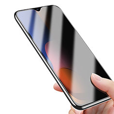 Tempered Glass Anti-Spy Screen Protector Film for Samsung Galaxy A20s Clear