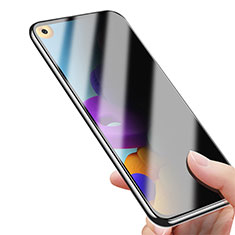 Tempered Glass Anti-Spy Screen Protector Film for Samsung Galaxy A21s Clear