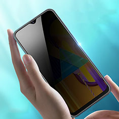 Tempered Glass Anti-Spy Screen Protector Film for Samsung Galaxy M21 Clear