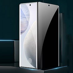 Tempered Glass Anti-Spy Screen Protector Film for Vivo X60 Pro 5G Clear