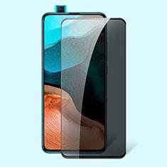 Tempered Glass Anti-Spy Screen Protector Film for Xiaomi Redmi K30 Pro 5G Clear