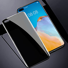 Tempered Glass Anti-Spy Screen Protector Film M01 for Huawei P40 Clear