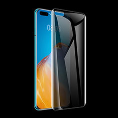Tempered Glass Anti-Spy Screen Protector Film M01 for Huawei P40 Pro+ Plus Clear