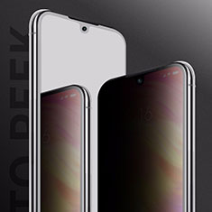 Tempered Glass Anti-Spy Screen Protector Film M04 for Xiaomi Redmi Note 8T Clear