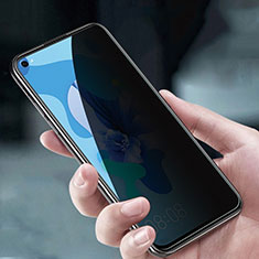 Tempered Glass Anti-Spy Screen Protector Film M05 for Huawei Nova 7 5G Clear