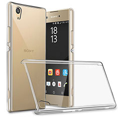 Transparent Crystal Hard Rigid Case Back Cover for Sony Xperia XA1 Clear