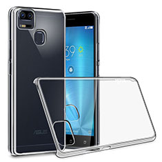 Transparent Crystal Hard Rigid Case Cover for Asus Zenfone 3 Zoom Clear