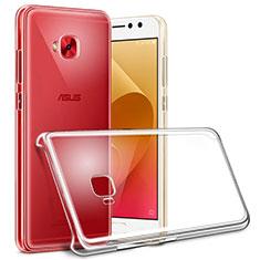 Transparent Crystal Hard Rigid Case Cover for Asus Zenfone 4 Selfie Pro Clear