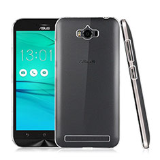 Transparent Crystal Hard Rigid Case Cover for Asus Zenfone Max ZC550KL Clear