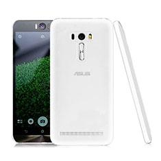 Transparent Crystal Hard Rigid Case Cover for Asus Zenfone Selfie ZD551KL Clear