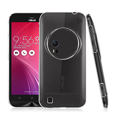 Transparent Crystal Hard Rigid Case Cover for Asus Zenfone Zoom ZX551ML Clear