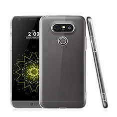 Transparent Crystal Hard Rigid Case Cover for LG G5 Clear