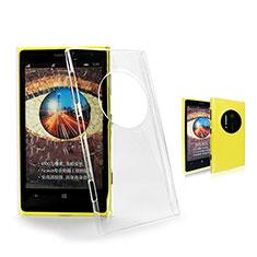 Transparent Crystal Hard Rigid Case Cover for Nokia Lumia 1020 Clear