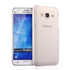 Transparent Crystal Hard Rigid Case Cover for Samsung Galaxy J5 SM-J500F Clear