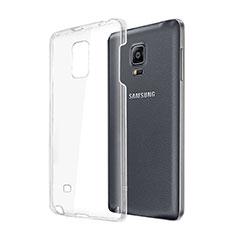 Transparent Crystal Hard Rigid Case Cover for Samsung Galaxy Note Edge SM-N915F Clear