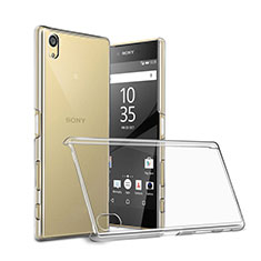 Transparent Crystal Hard Rigid Case Cover for Sony Xperia Z5 Clear