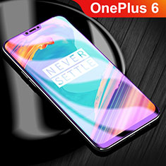Ultra Clear Anti Blue Light Full Screen Protector Film for OnePlus 6 Clear