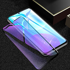 Ultra Clear Anti Blue Light Full Screen Protector Tempered Glass F02 for Huawei Honor 30 Lite 5G Black