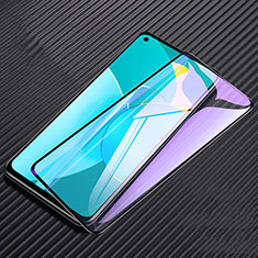 Ultra Clear Anti Blue Light Full Screen Protector Tempered Glass F02 for Huawei Honor 30S Black