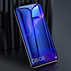 Ultra Clear Anti Blue Light Full Screen Protector Tempered Glass F02 for Huawei P40 Lite Black