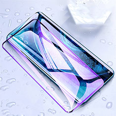 Ultra Clear Anti Blue Light Full Screen Protector Tempered Glass F02 for Oppo Find X2 Black