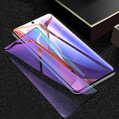 Ultra Clear Anti Blue Light Full Screen Protector Tempered Glass F02 for Samsung Galaxy Note 20 5G Black