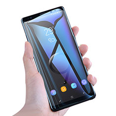 Ultra Clear Anti Blue Light Full Screen Protector Tempered Glass F02 for Samsung Galaxy Note 9 White