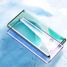Ultra Clear Anti Blue Light Full Screen Protector Tempered Glass F04 for Huawei Nova 8 Pro 5G Black