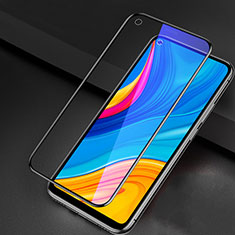 Ultra Clear Anti Blue Light Full Screen Protector Tempered Glass for Huawei Enjoy 10 Black